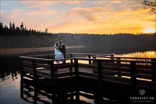 bryllupsfoto-solnedgang