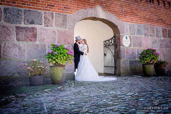 Broholm-slot-bryllup