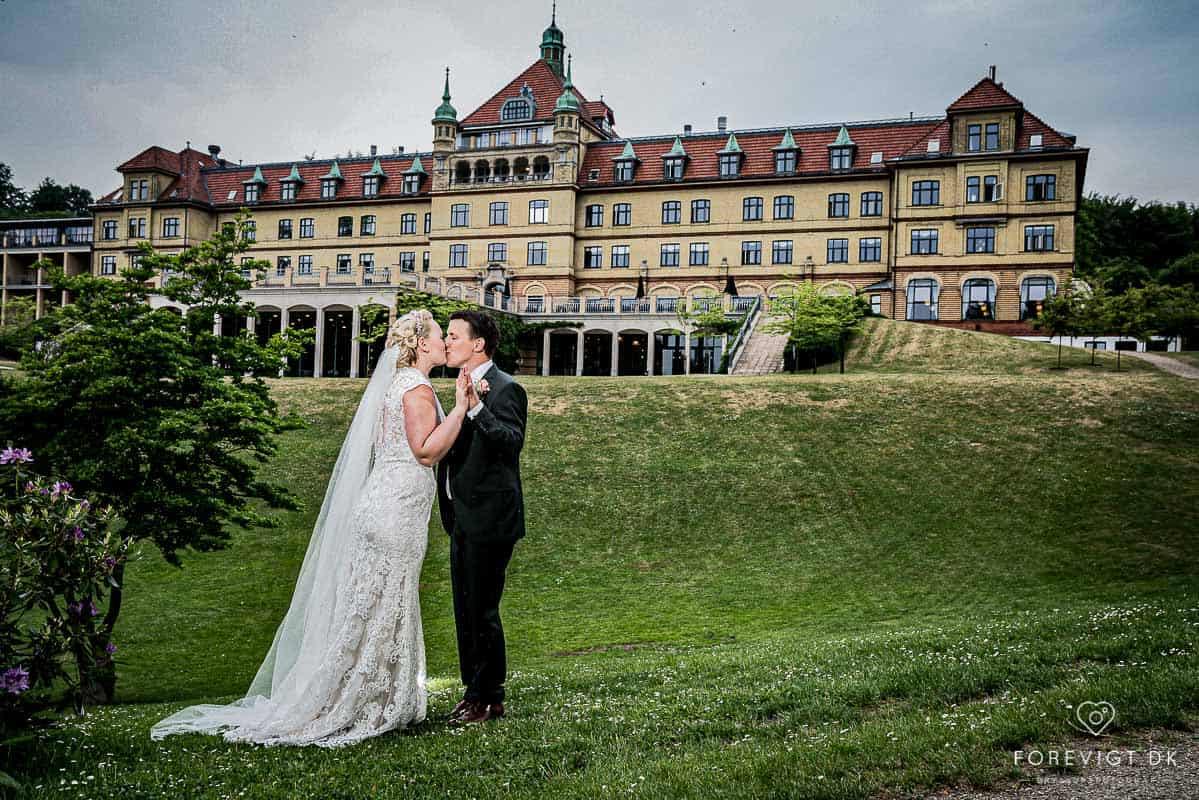 Hotel Vejlefjord bryllup