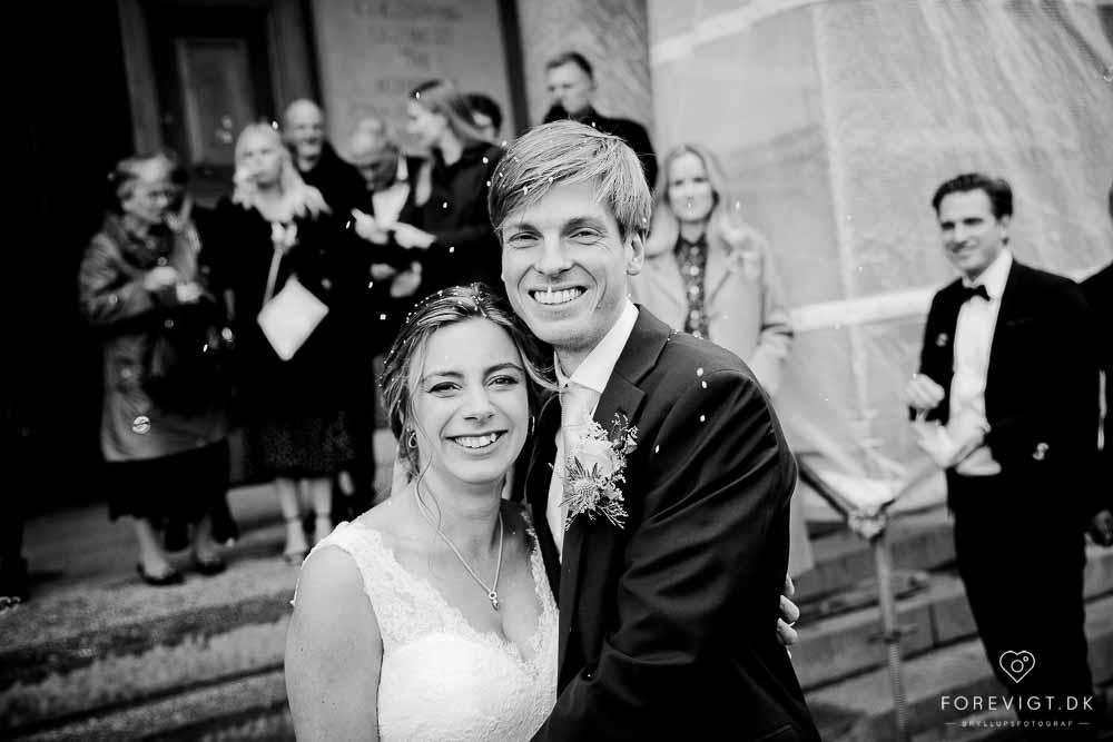 bryllup på Østebro i København
