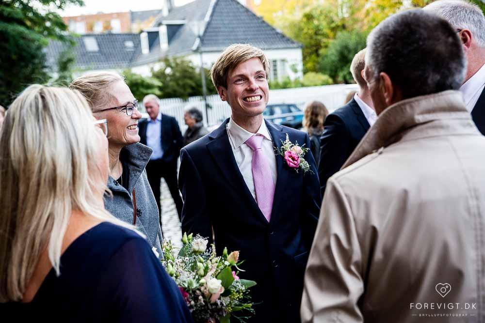 Hold bryllupsfesten på Vesterbro