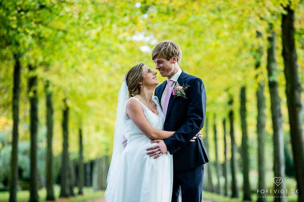 Bryllup på Copenhagen