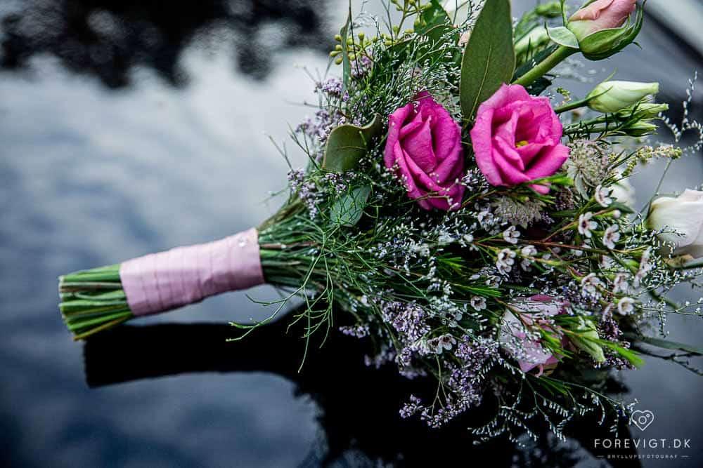 bryllup i Valby