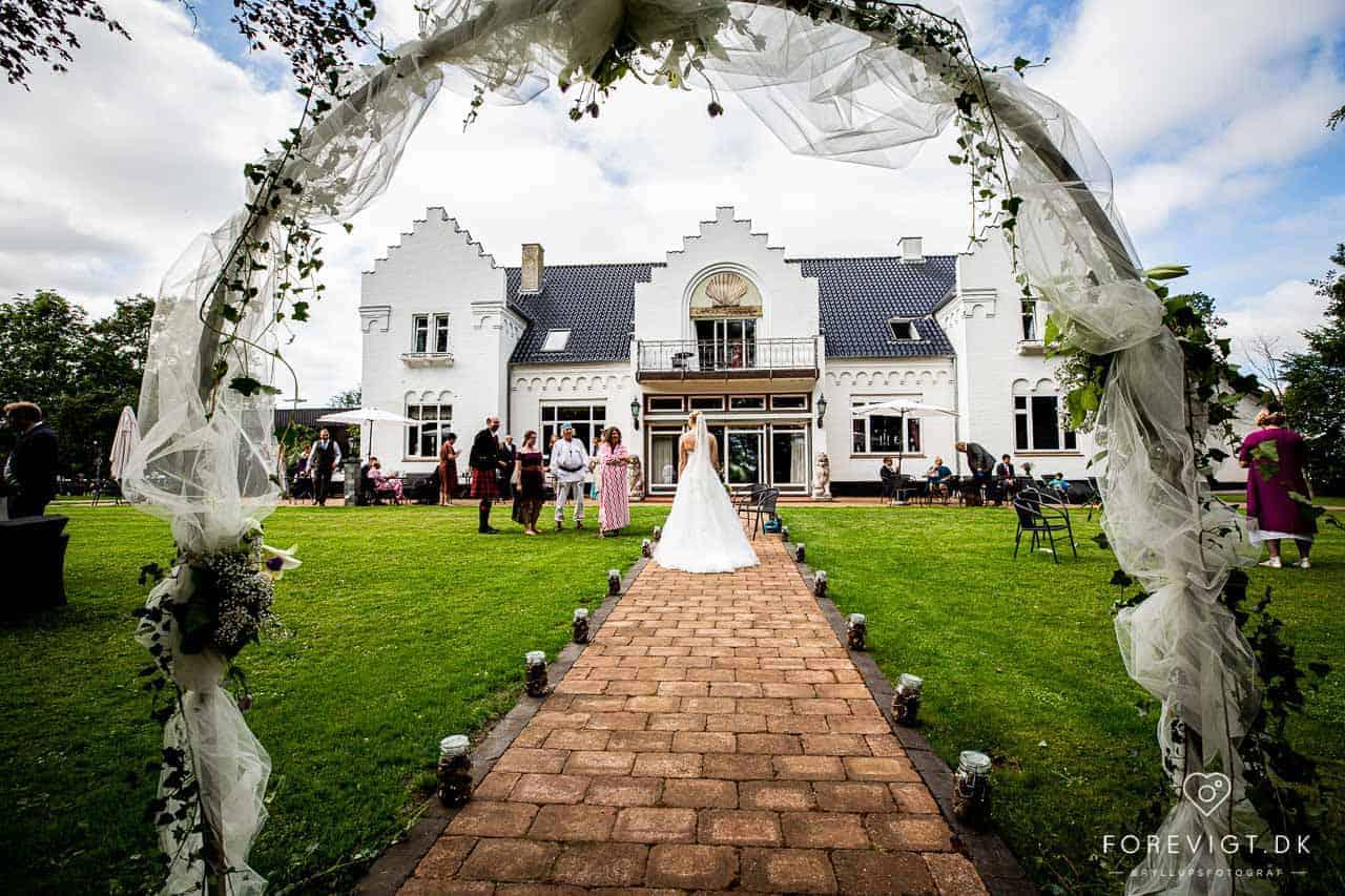 bryllup i Vejen