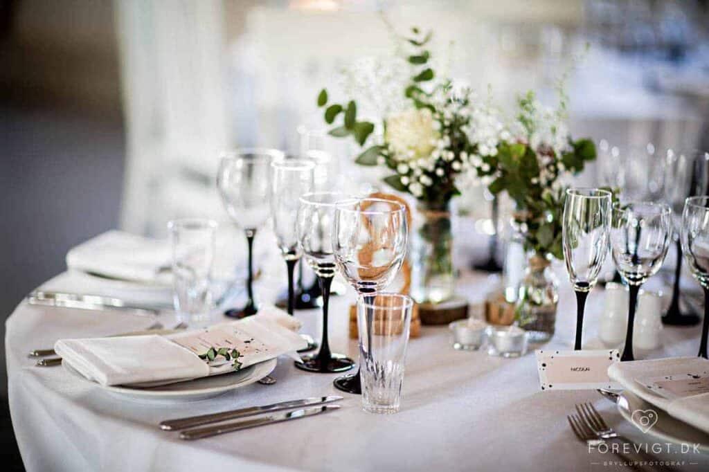 Bryllup på smukke Sebber Kloster